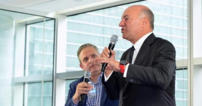 Bitcoin Bull Kevin O'Leary Of 'Shark Tank' Fame Says This Is Why He Would Never Invest In Dogecoin